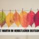 otoño en alemania